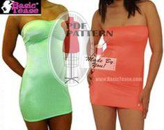 dbc28e908100 Stripper Dress PDF Archives - Basic Tease Inc. Tie ShortsStripper  ShoesWorkout ShoesTube DressDress Sewing PatternsSewing TutorialsSexy  OutfitsDancersDiy ...