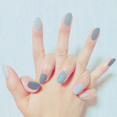 Want some ideas for wedding nail polish designs? This article is a collection of our favorite nail polish designs for your special day. Stylish Nails, Trendy Nails, Cute Nails, Colorful Nail Designs, Cool Nail Designs, Toe Designs, No Chip Nails, Kawaii Nails, Minimalist Nails