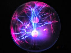 Electric Ball Science Photography Home Decor by by smithDESIGNZ, $25.00