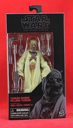 "Tusken Raider Sand People Star Wars the Black Series 6"" Action Figure Hasbro  #Hasbro"