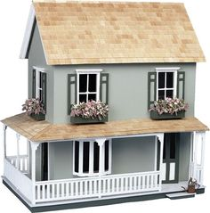 Greenleaf el Dollhouse de Laurel