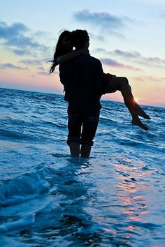 Beach with you...