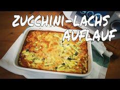 Zucchini- Lachs Auflauf - Thermitwins
