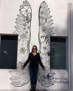 Find #whatliftsyou! @kelseymontagueart #la