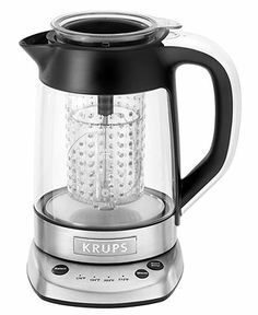 Krups FL700D50 Tea Maker - Coffee, Tea & Espresso - Kitchen - Macy's