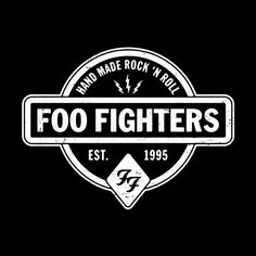 """Foo Fighters Store \ """"Hand Made"""" Cardinal T-Shirt Foo Fighters Poster, Foo Fighters Nirvana, Foo Fighters Dave Grohl, Rock Indie, There Goes My Hero, Country Music Quotes, Band Logos, Concert Posters, Musical"""