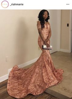 Pinterest:@jalissalyons Prom Dresses, Formal Dresses, Mermaid, Fashion, Dresses For Formal, Moda, Formal Gowns, Fashion Styles, Formal Dress