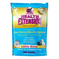 20 Best Health Extension Dry Dog Food Images On Pinterest Dry Dog