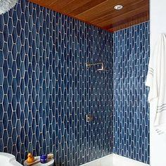 Park Interiors - blue tiles
