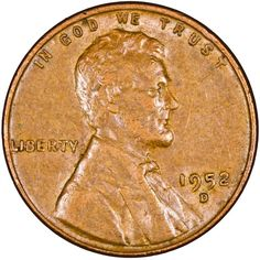 1952 Wheat Penny Value Guide – See how much your 1952 penny is worth + A list of errors to look for on 1952 pennies. 1952 Wheat Penny Value Guide – See how much your 1952 penny is worth + A list of errors to look for on 1952 pennies.