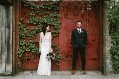 Outdoor Brooklyn Wedding at The Pines | Photo by Our Love Is Loud