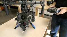 We did our best to answer a lot of the questions coming in about the MōVI M10 and MōVI MR in one fell swoop. More videos and detailed updates will follow soon. For more information and to pre-order visit our website http://www.freeflysystems.com. MORE INFO http://www.FreeflySystems.com http://www.MoviRig.com