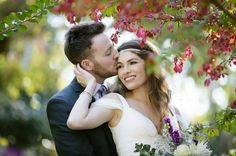 Bartlett Arboretum in Belle Plaine, KS, is a popular place for weddings