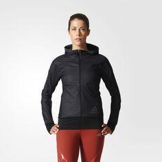 buy popular 48907 20198 Pure Amplify Jacket - Black Adidas Kvinder, Jakker Til Kvinder, Tøj