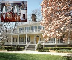 early America | Early American Homes : Architectural Digest