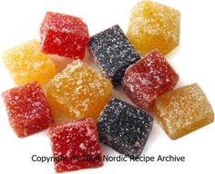 Finnish Christmas Marmalades