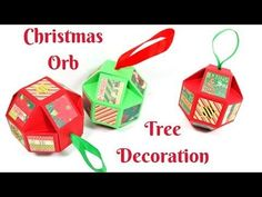 (53) Orb Tree Decoration | Video Tutorial - YouTube