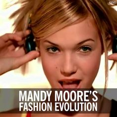 Remeber when Mandy Moore was the queen of 2000's style?