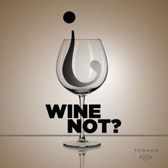 #Wine not? #WineQuotesÇ  ||  Beso de Vino