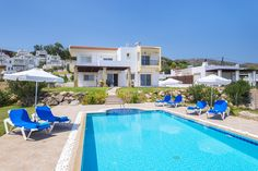 Villa Alexi, Rhodes