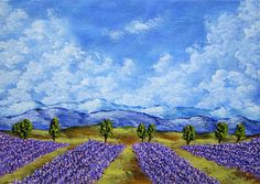 Field of Lavender https://www.etsy.com/listing/540877142/field-of-lavender-original-acrylic  What are the benefits of buying original art? There are countless benefits to owning original artwork. Generally, most reasons fall into one of the categories of Style, Originality, Texture/Depth, History, Emotional, Investment and Fun.  Texture/Depth - Artwork are physical objects that fill space. A sculpture has volume on a table. A painting on a canvas and framed extends from the wall. Even the…