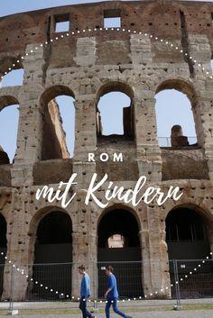 Tipps für eine Reise nach #Rom mit Kindern. #Reiseblog