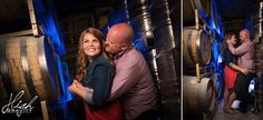 Engagement Session at TN Brew Works! It was super fun shooting an Engagement Session at a Brewery!