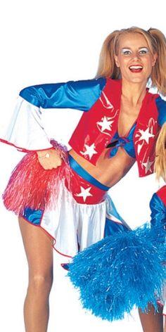 Cheerleader Amerika - USA