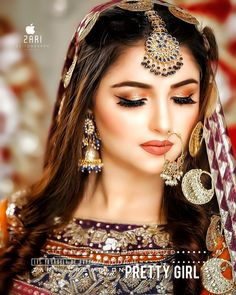 New Girl Pic, Cool Girl Pic, Cute Girl Photo, Crazy Girls, Cute Girls, Cute Baby Dolls, Girls Dp Stylish, Islamic Girl, Wedding Dresses For Girls