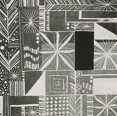 the textile blog: The Textile Design Work of Jacqueline Groag