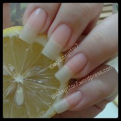 """Garlic for Strong Nails 