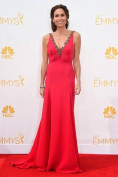 Minnie Driver Emmy award 2014: best dressed
