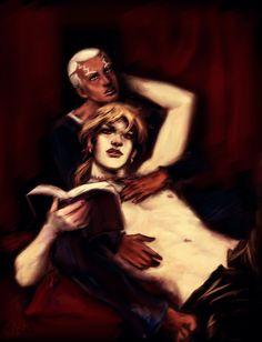 JJBA: Dio and Pucci for OuroborosRagnarok by cogdis