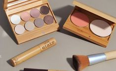 10 Zero Waste Makeup Brands - Going Zero Waste - Ndahafa Ndaitavela Hamupembe - 10 Zero Waste Makeup Brands - Going Zero Waste elate cosmetics, zero waste - Clean Beauty, Diy Beauty, Vida Natural, Natural Beauty, Green Life, Free Makeup, Cheap Makeup, Sustainable Living, Sustainable Style