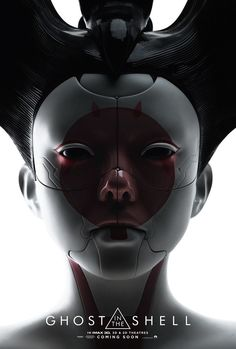 Ghost in the Shell: IMAX posters | SyfyWire