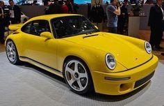 New Yellow Bird Ruf Porsche 911...absolutely  beautiful and ultra fast