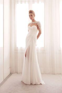 Sexy Wedding Dresses with Attitude | OneWed