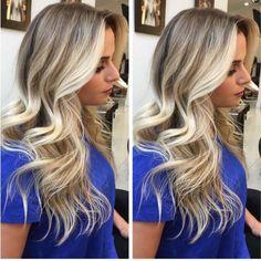 Blond sombre - super trend na lato! Rozświetla, odmładza, optycznie zwiększa objętość włosów - Strona 7