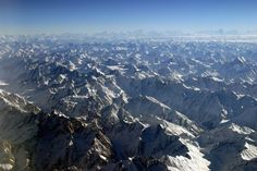 The Karakorum Range