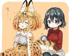 Kemono Friends: Image Gallery (Sorted by Views) - Page 24 (List View) | Know Your Meme