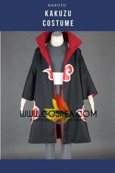 Naruto Kakuzu Cosplay Costume