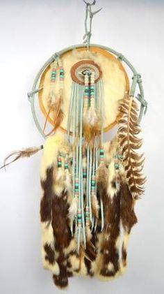 Mandala Feather Dream Catcher Wall Hanging
