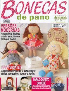 bonecas de pano 24 - VILMA BONECAS - Picasa Web Album