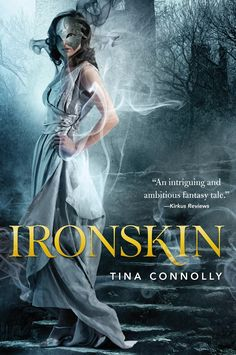 14 books for Brontë fans, including Ironskin by Tina Connolly, a fantasy novel based on Jane Eyre.