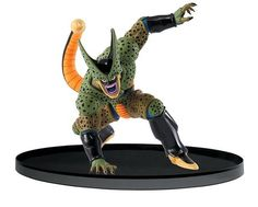 Gross!!! But so cool!!! Cell PVC Action Figure Banpresto - figurine, toy, geek, collectible