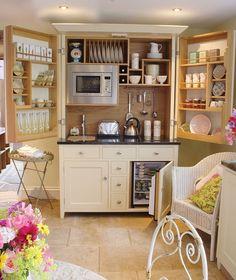 La Bottega del Falegname   Mini Cucine,Cucina a Scomparsa,Armadio ...