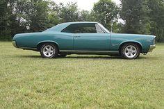 1967 Pontiac Tempest Custom Convertible   1967 Pontiac Tempest ...
