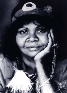 the gorgeous Ruby Hunter. I interviewed Ruby Hunter to write the story of her childhood so it could be included in Tough Stuff. Ruby was a member of the Stolen Generation. She was kind, courageous and inspiring.