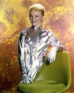 """Lost in Space"" (Season by Gabi Rona© 2015 Legend Pictures, LLC - Image Marta Kristen, Science Fiction, Danger Will Robinson, Space Tv Series, The Time Tunnel, Star G, Tv Series To Watch, Fantasy Tv, Space Girl"