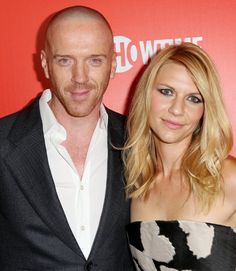 HOMELAND  •Claire Catherine Danes/Carrie Mathison •Damian Lewis/Nicolas Brody